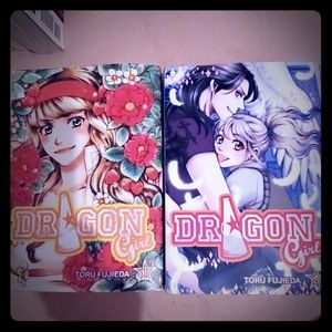 Complete Dragon Girl series